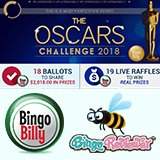 Rock the Red Carpet With Bingo Billy's $2018 Oscars Challenge