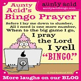 Brand New Aunty Acid Bingo Arrives
