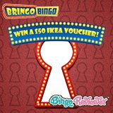 Snag A £50 IKEA Coupon On Keyhole Friday At Bringo Bingo