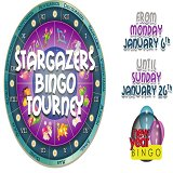 Downtown Bingo Horoscope Tourney