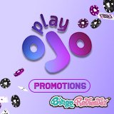 This Month's Wager-Free Bingo Promos from PlayOJO