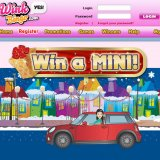 Win a Mini With Wink Bingo