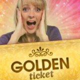 Golden Ticket Giveaway at 888 Ladies