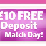 Grab £10 Free at Mecca Bingo Today