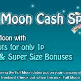 Moon Bingo Embraces the Full Moon