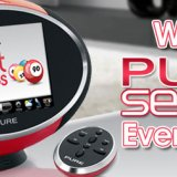 Win a Pure Sensia Radio at Heart Games