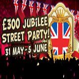 Posh Bingo Celebrates the Queen's Jubilee