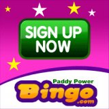 January Promotions at Paddy Power Bingo