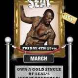 Get it Together Seal Gold Disk to Be Won at Sing Bingo