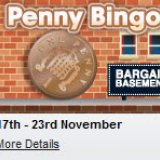 Penny Bingo back this week at william hill bingo