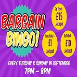Bingo Clubhouse Free Bingo in September
