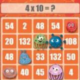 New Math Bingo App for iPhone, iPad and Android