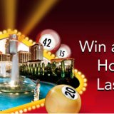 Caesars Bingo A VIP Holiday for Two to Vegas