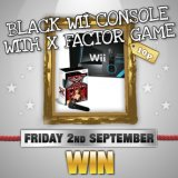 X Factor Month Lands at Sing Bingo - Win a Wii and X Factor Game Tonight