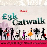 Free Tickets for the Posh Bingo £3K Catwalk up for grabs