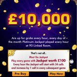 £10,000 Guaranteed Games at House of Bingo