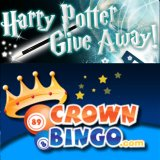 All Aboard Crown Bingo's Hogwarts Express