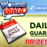 Wonder Bingo Offers Daily, Weekly and Monthly Bingo Tournaments