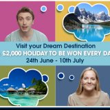 Free Money and Free Hols at William Hill Bingo