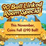 Gone Bingo Roll Out New Coin Promotion and Cash Back on Slots
