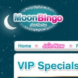 Moon bingo gets a mini makeover