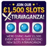 Xbingo Launches their Weekly £1,500 Instant Tournament X-Travaganza