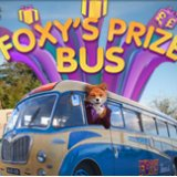All aboard the £120,000 Foxy Bingo Bus
