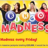 Star Your Weekend with Some £25K Gala Bingo Madness