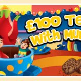 Treat your Mum to Tea at Tasty Bingo
