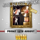 Can you spot Elvis or Win some Jailhouse Rock Memorabilia at Sing Bingo?
