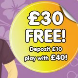 Bingon Welcomes New Players with £30 Free and Free Bingo