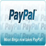 Moon Bingo Now Takes PayPal