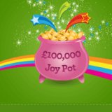 Redbus £25,000 Joypot Plays Tonight