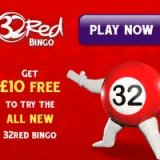 32 Red Bingo to Sponsor Paul O'Grady Show