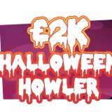 Start Collecting Free Tickets for 888 Ladies £2K Halloween Howler