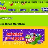 Take part in the Littlewoods Bingo Free bingo marathon - Athletes Need not apply!