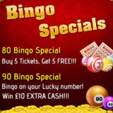 Pick Your £10 Lucky Number at Play2Win Bingo