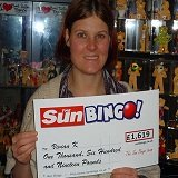 Recent Sun Bingo Winners