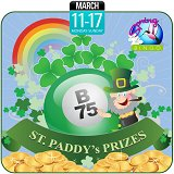 Cyber Bingo St. Patrick's Day Tournament