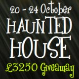 Halloween Games with Cash Prizes at Butlers Bingo