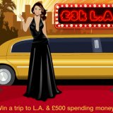 Earn Free Tickets for Posh Bingo's £3k LA