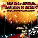 Murder is afoot at Bingo Hollywood - Win their Mystery Prize Draw