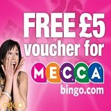 Shop at Poundland to Earn Mecca Bingo Vouchers