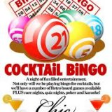 New Cocktail Bingo Launches