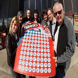 Eight Winners Share Sun Bingo Bounty Jackpot