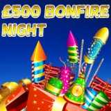 RedBus Bingo Fire Up Bonfire Night with £500 Risk Free