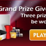 Caesars Bingo Launches Grand Prize Giveaway
