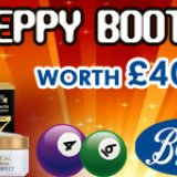 Win High Street Vouchers at Golden Hat Bingo