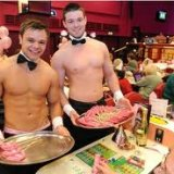 Mecca Bingo Topless Waiters