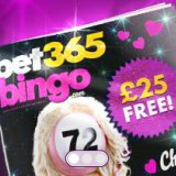 Pick 'n' Mix Games Brings the Happy Hour Back to Bet365 Bingo this Week